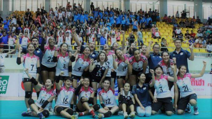 วอลเลย์บอลสโมสรหญิงชิงชนะเลิศเอเซีย