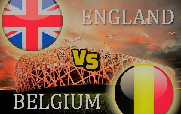ฟุตบอลโลก 2018 อังกฤษ เบลเยียม