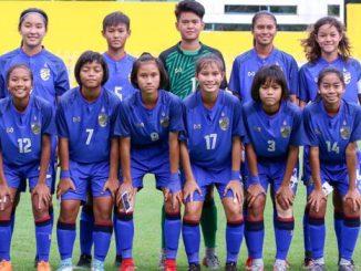 AFC U16 ฟุตบอลหญิง แชมป์เปี้ยนชิพ2018