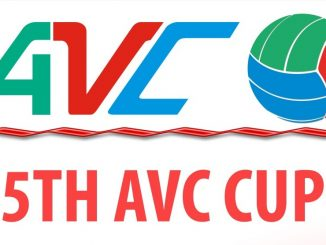AVC CUP 2018