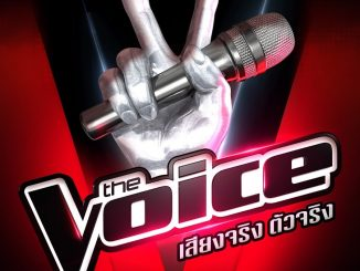 the voice thailand 2018