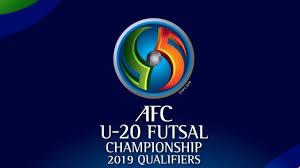 ฟุตซอล AFC U20 ชิงแชมป์เอเชีย 2019