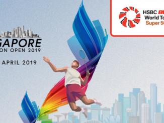 สิงคโปร์ โอเพ่น 2019